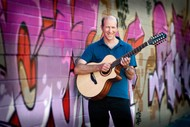 Image for event: Richard Gilewitz - American Fingerstyle Wizard