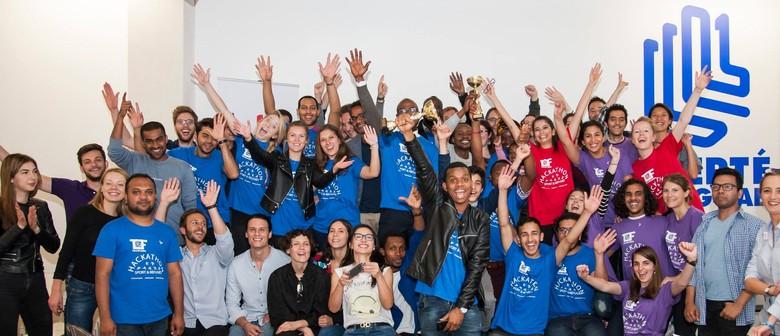 Techfugees Koraunui Stokes Valley Hackathon