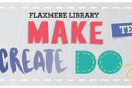 Image for event: Make Create Do - for Teens