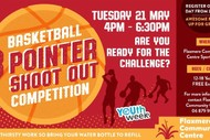 Basketball Hot Shot and Knock Out Comp