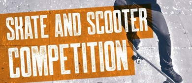 Skate and Scooter Comp