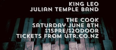 Julian Temple Band & King Leo