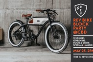 Image for event: Rev Bikes Block Party