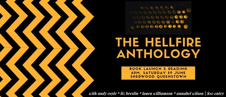 The Hellfire Anthology - Launch & Reading