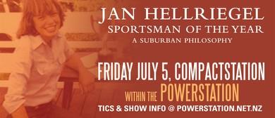 Jan Hellriegel - Sportsman Of The Year