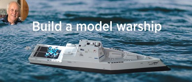 Build a model warship