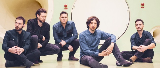 Snow Patrol: SOLD OUT