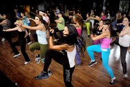 Image for event: Weekly Zumba Dance Fitness Class
