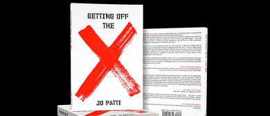 Author Event: Getting Off The X by Jo Patti