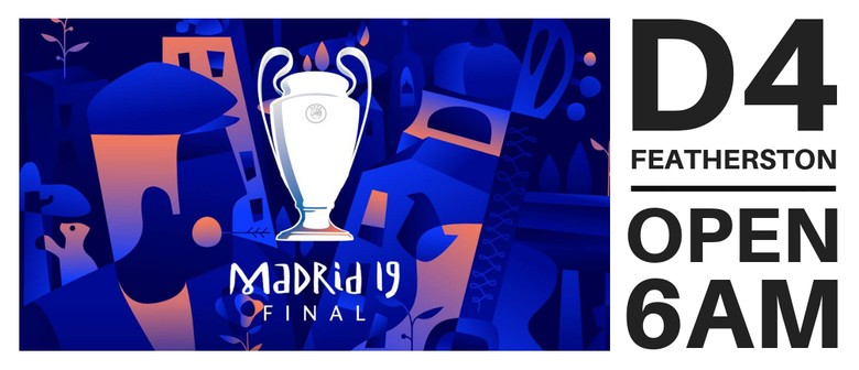 Champions League Final - Liverpool vs. Tottenham
