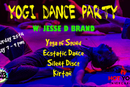 Image for event: Yogi Dance Party