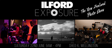 Ilford Exposure Photo Show - Public Open Day