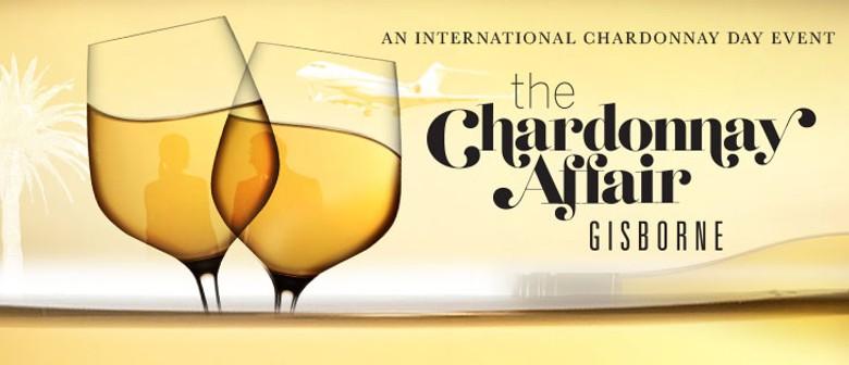 The Chardonnay Affair Rendezvos on The Chardonnay Express