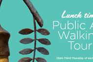 Public Art Guided Tour