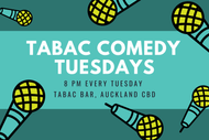 Image for event: Tabac Comedy