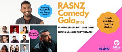 RASNZ Comedy Gala