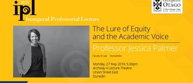 Inaugural Professorial Lecture – Professor Jessica Palmer