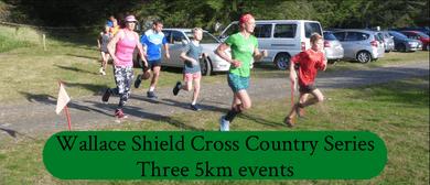 Wallace Shield 5km Cross Country Series Race 1