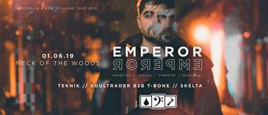 DropBassNZ: Emperor