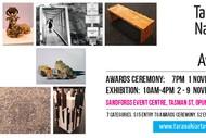 Image for event: Taranaki National Art Awards