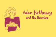 Image for event: Adam Hattaway & The Haunters