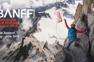 Image for event: BANFF Mountain Film Festival World Tour