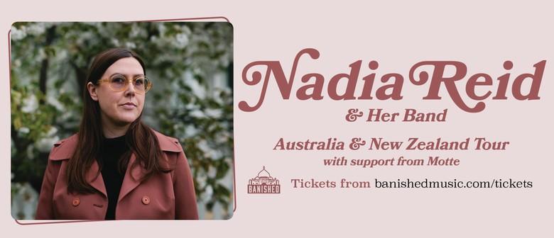 Nadia Reid & Her Band