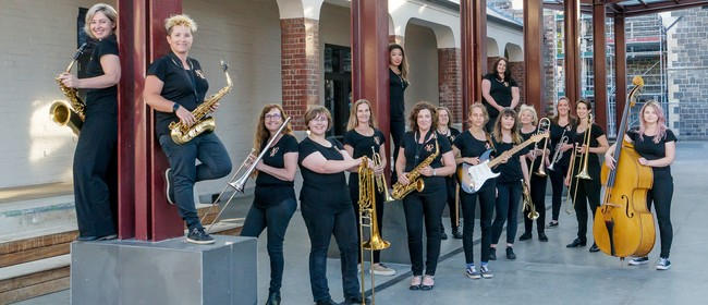 All Girl Big Band The Ages – Celebrating Women in Music