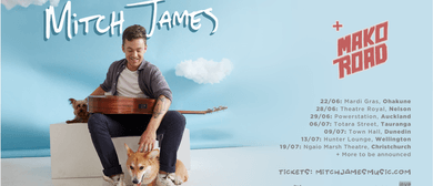 Mitch James – Bright Blue Skies Tour