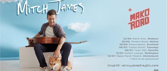 Mitch James – Bright Blue Skies Tour
