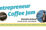 Image for event: Entrepreneur Coffee Jam