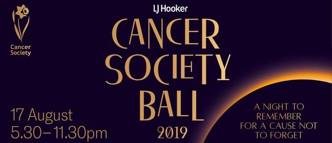 LJ Hooker Cancer Society Ball 2019