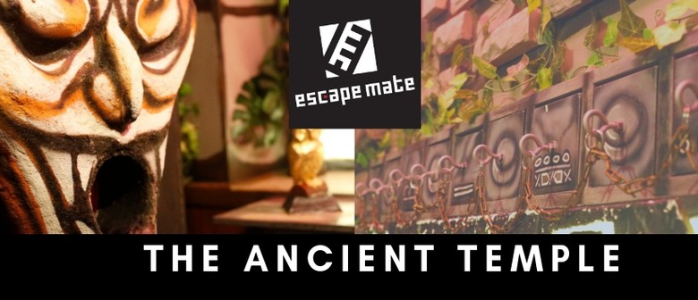 Family Fun In an Ancient Temple Escape Room