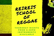 Image for event: Reireis School of Reggae: CANCELLED