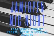 Image for event: The Paihia Famous Jam/Open Mic Night