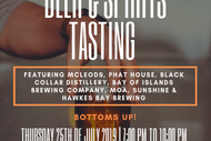 Image for event: Thirty30 Craft Beer & Spirits Tasting Evening