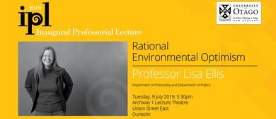 Inaugural Professorial Lecture – Professor Lisa Ellis