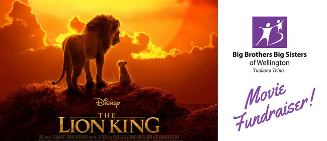 The Lion King 2019, Big Brothers Big Sisters Film Fundraiser