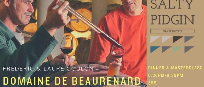 Domaine de Beaurenard Wine Dinner