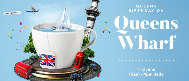 Queens Birthday on Queens Wharf 2019