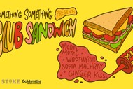 Image for event: Something Something: Club Sandwich