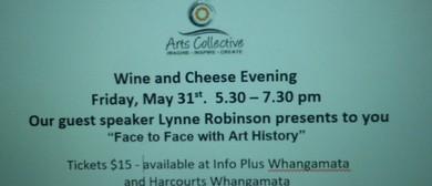 Wine & Cheese Evening