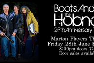 Image for event: Hobnail 25th Anniversary