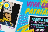 Image for event: Viva La Patria