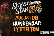 Image for event: Skyscraper Stan: Golden Boy Album Launch Tour