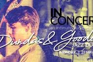 Image for event: Dundas & Goodinson - Jazz Duo