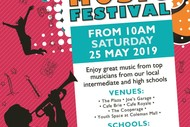 Image for event: Rotary Youth Music Festival