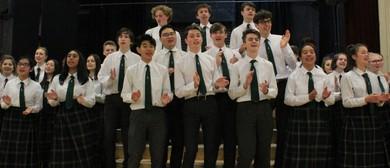 Burnside High School Chamber Music and Choral Showcase
