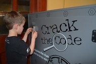 Image for event: Matariki Crack the Code Activity Trail
