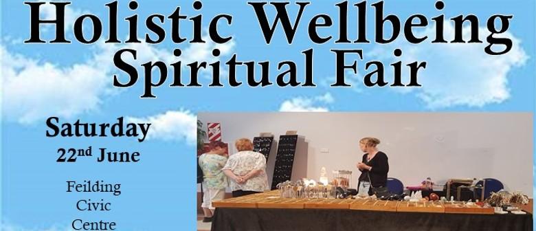 Feilding Holistic Wellbeing Spiritual Fair